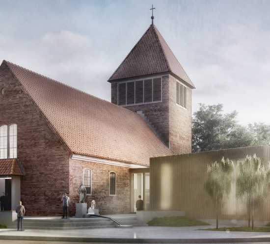Bauen im Bestand, Umnutzung, Architektur, Wettbewerb, Kirchenbau, Umbau, Sanierung